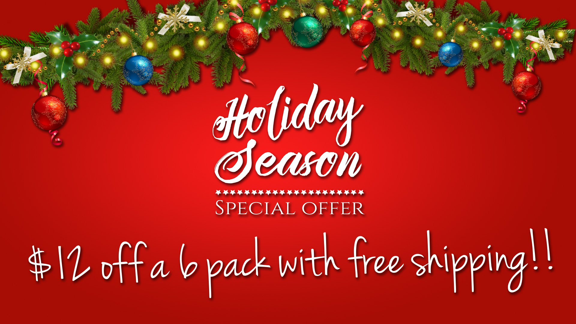 Holiday Special website